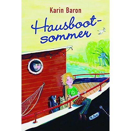 Karin Baron - Hausbootsommer - Preis vom 11.04.2021 04:47:53 h