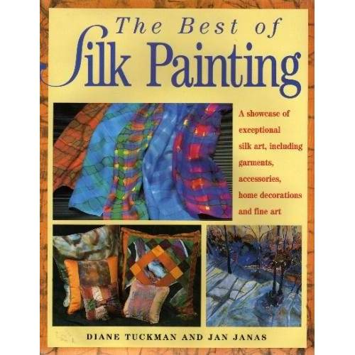Diane Tuckman - The Best of Silk Painting - Preis vom 20.10.2020 04:55:35 h