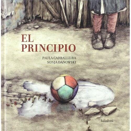 Paula Carballeira - El Principio - Preis vom 24.02.2021 06:00:20 h