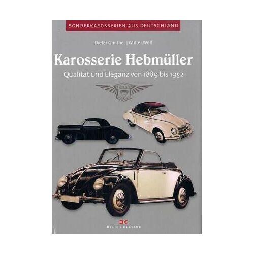 Dieter Günther - Karosserie Hebmüller - Preis vom 21.10.2020 04:49:09 h