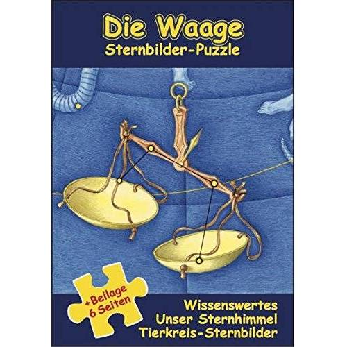 - Waage: Sternbilder-Puzzle - Preis vom 14.04.2021 04:53:30 h