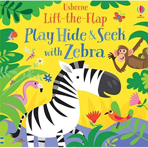 Sam Taplin - Taplin, S: Play Hide and Seek with Zebra - Preis vom 11.05.2021 04:49:30 h