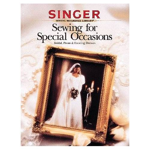 Singer Sewing - Sewing For Special Occasions (Singer Sewing Reference Library) - Preis vom 20.10.2020 04:55:35 h