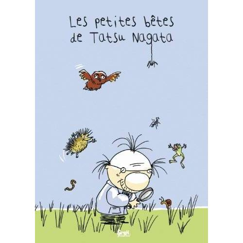 Tatsu Nagata - Les petites bêtes de Tatsu Nagata - Preis vom 06.05.2021 04:54:26 h
