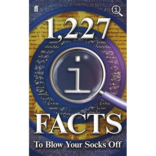 John Lloyd - 1,227 QI Facts to Blow Your Socks Off - Preis vom 21.10.2020 04:49:09 h