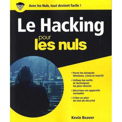 - Le hacking pour les nuls - Preis vom 28.03.2020 05:56:53 h