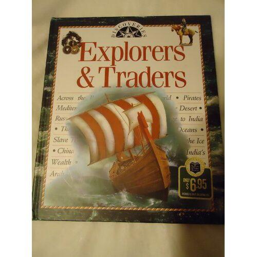 Anne Millard - Explorers & Traders - Preis vom 12.05.2021 04:50:50 h