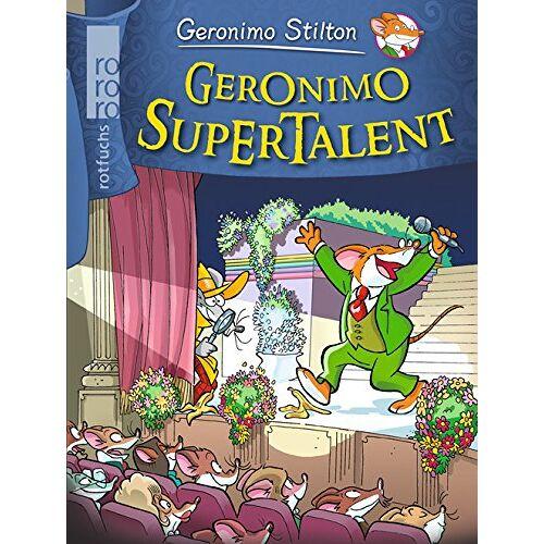 Geronimo Stilton - Geronimo Supertalent - Preis vom 12.04.2021 04:50:28 h