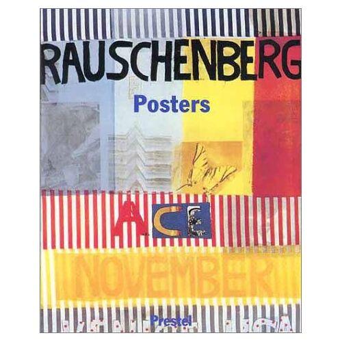 Robert Rauschenberg - Rauschenberg Posters (Art & Design) - Preis vom 16.04.2021 04:54:32 h
