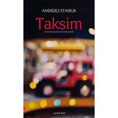 Andrzej Stasiuk - Taksim - Preis vom 08.05.2021 04:52:27 h