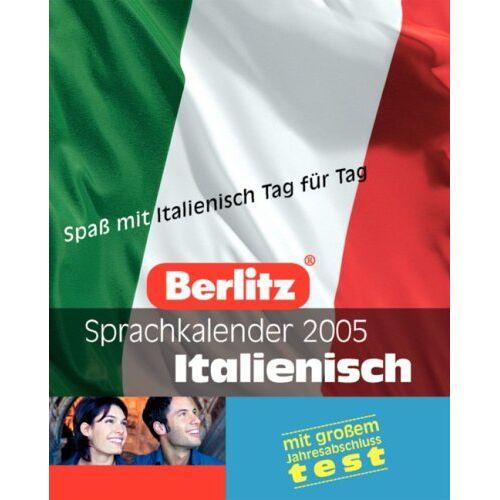 - Italienisch 2005. Spass mit Italienisch Tag für Tag - Preis vom 23.02.2021 06:05:19 h