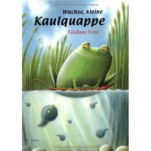 Giuliano Ferri - Wachse, kleine Kaulquappe - Preis vom 15.05.2021 04:43:31 h
