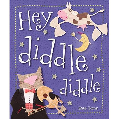 Kate Toms - Hey Diddle Diddle - Preis vom 04.09.2020 04:54:27 h