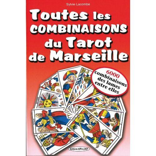 Sylvie Lacombe - Toutes les combinaisons du Tarot de Marseille - 6000 combinaisons des lames entre elles ! - Preis vom 08.04.2021 04:50:19 h
