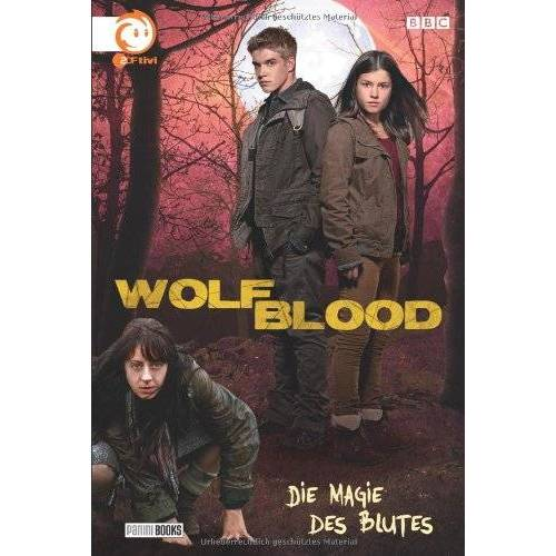- Wolfblood: Bd. 2: Die Magie des Blutes - Preis vom 12.04.2021 04:50:28 h