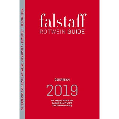 Falstaff Verlags-GmbH - Falstaff Rotwein Guide 2019 - Preis vom 11.05.2021 04:49:30 h