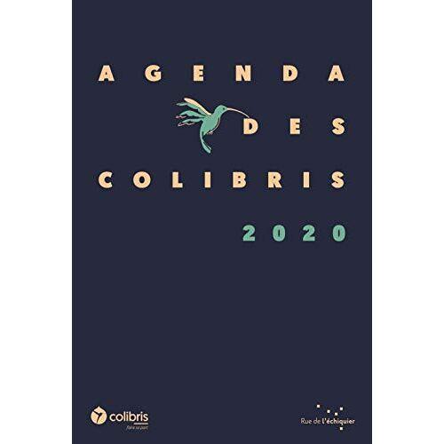 Mouvement Colibris - Agenda 2020 des Colibris - Preis vom 23.01.2021 06:00:26 h