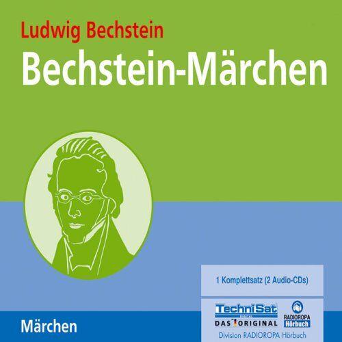 Ludwig Bechstein - Bechstein-Märchen. 2 CDs - Preis vom 23.01.2021 06:00:26 h