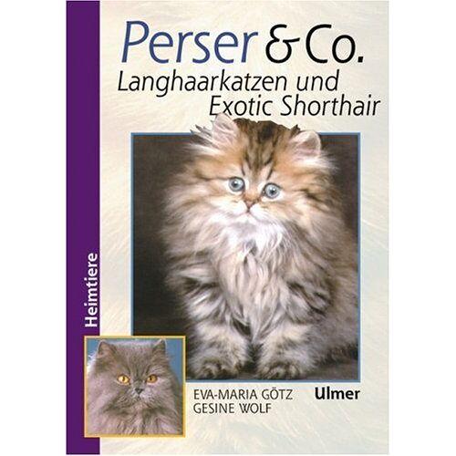 Eva-Maria Götz - Perser und Co. Langhaarkatzen und Exotic Shorthair - Preis vom 16.01.2021 06:04:45 h
