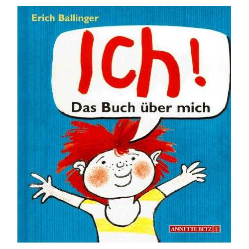 Erich Ballinger - Ich. Das Buch über mich - Preis vom 28.02.2021 06:03:40 h