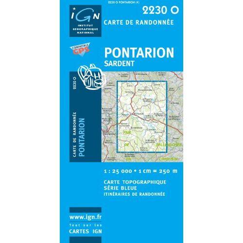 IGN - 2230o Pontarion - Preis vom 20.10.2020 04:55:35 h