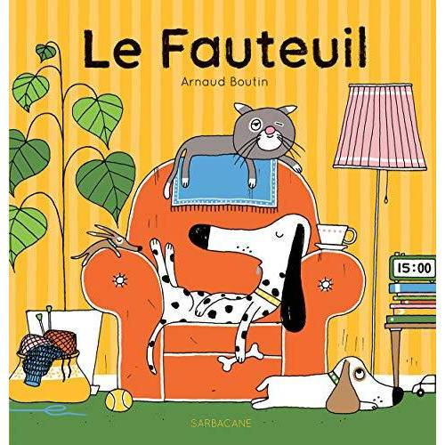 Arnaud Boutin - Le fauteuil - Preis vom 05.09.2020 04:49:05 h