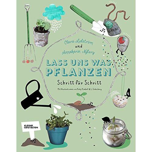 Clara Lidström - Lass uns was pflanzen! - Preis vom 14.01.2021 05:56:14 h