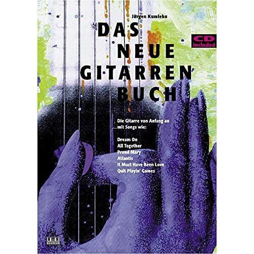 Jürgen Kumlehn - Das Neue Gitarrenbuch: Die Gitarre von Anfang an - Preis vom 12.08.2019 05:56:53 h