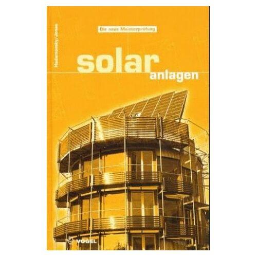 Hans-Friedrich Hadamovsky - Solaranlagen - Preis vom 11.12.2019 05:56:01 h