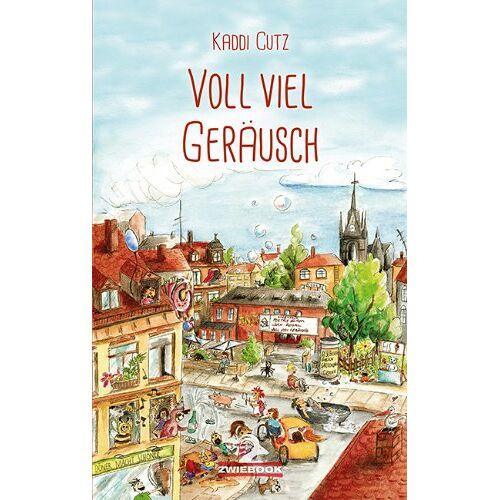 Kaddi Cutz - Voll viel Geräusch - Preis vom 25.02.2021 06:08:03 h