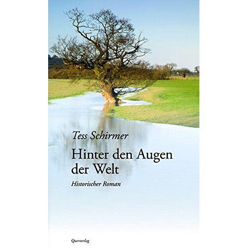 Tess Schirmer - Hinter den Augen der Welt: Historischer Roman - Preis vom 24.10.2020 04:52:40 h