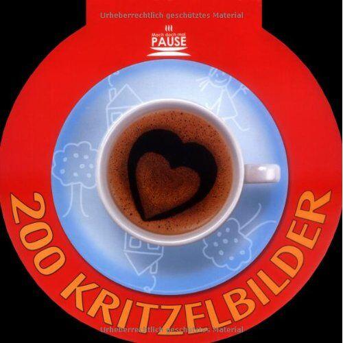 - 200 Kritzelbilder: Mal doch mal Pause - Preis vom 20.09.2019 05:33:19 h