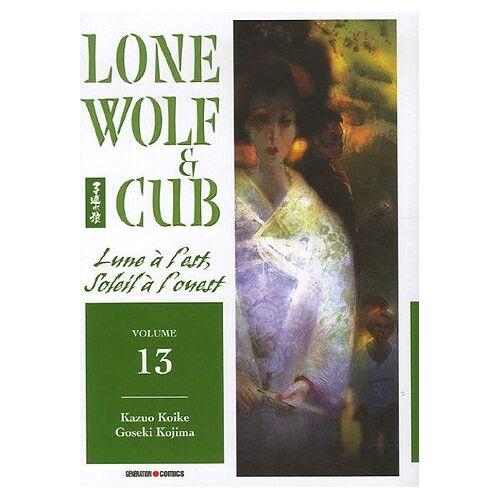 Goseki Kojima - Lone Wolf & Cub, Tome 13 : - Preis vom 25.02.2021 06:08:03 h