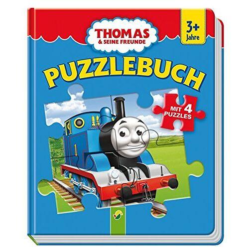 - Puzzlebuch Thomas und seine Freunde: Mit 4 Puzzles - Preis vom 19.01.2021 06:03:31 h