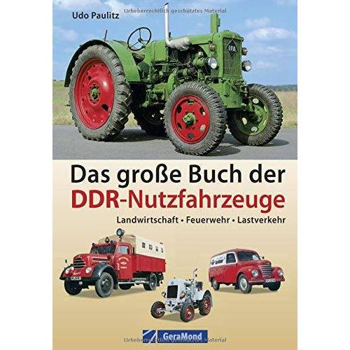Udo Paulitz - Das große Buch der DDR-Nutzfahrzeuge - Preis vom 20.10.2020 04:55:35 h
