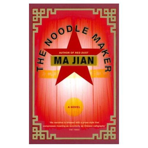 Ma Jian - The Noodle Maker - Preis vom 20.01.2021 06:06:08 h
