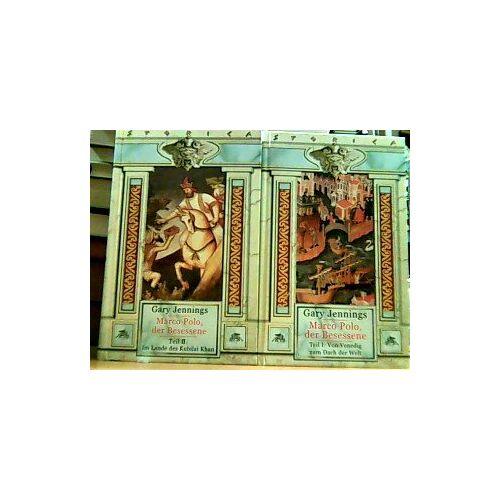 - Marco Polo, der Besessene. 2 Bände - Preis vom 03.05.2021 04:57:00 h