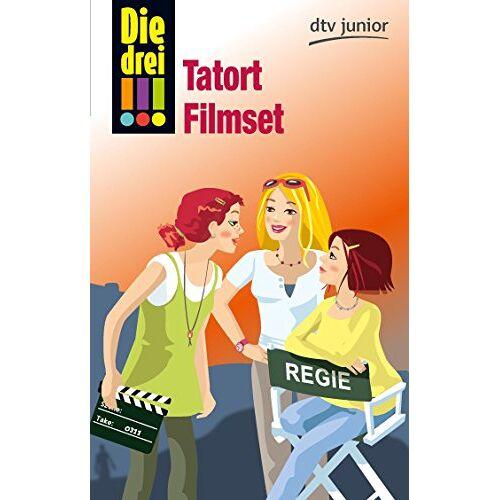 Henriette Wich - Die drei !!! Tatort Filmset - Preis vom 21.10.2020 04:49:09 h