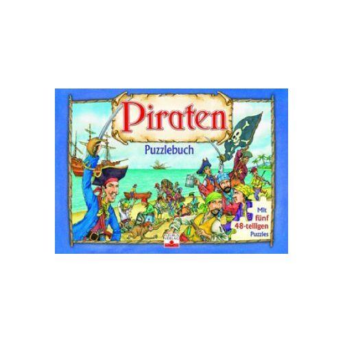 Niki Horin - Puzzlebuch Piraten - Preis vom 28.02.2021 06:03:40 h