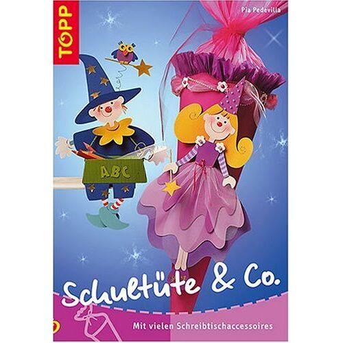 Pia Pedevilla - Schultüte und Co: Mit vielen Schreibtischaccessoires - Preis vom 21.10.2020 04:49:09 h
