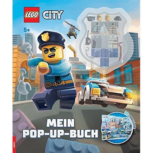 - LEGO® City - Mein Pop-up-Buch - Preis vom 18.11.2019 05:56:55 h
