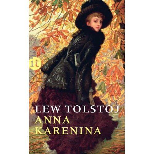 Lew Tolstoj - Anna Karenina: Roman (insel taschenbuch) - Preis vom 27.03.2020 05:56:34 h