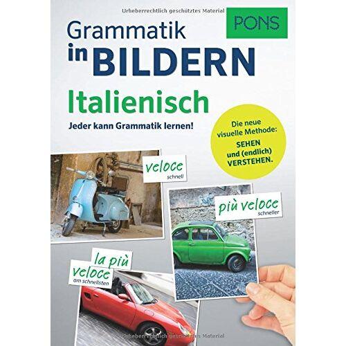 - PONS Grammatik in Bildern Italienisch: Jeder kann Grammatik lernen! - Preis vom 21.10.2019 05:04:40 h