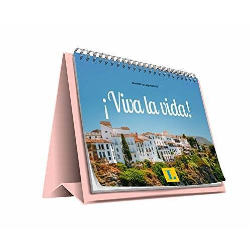 Redaktion Langenscheidt - ¡Viva la vida!  - Langenscheidt Aufstellbuch: Moments by Langenscheidt - Preis vom 05.09.2020 04:49:05 h
