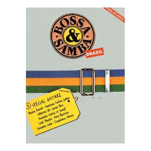 - Bossa & Samba Brazil 1. Gitarre, Tabulatur - Preis vom 13.01.2021 05:57:33 h