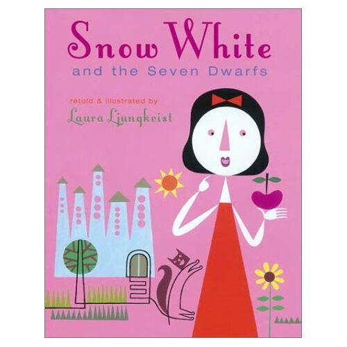 Laura Ljungkvist - Snow White and the Seven Dwarfs - Preis vom 21.10.2020 04:49:09 h