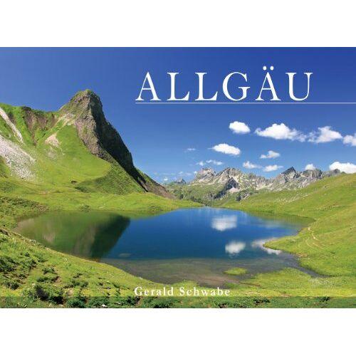 Gerald Schwabe - Allgäu Bildband - Preis vom 31.03.2020 04:56:10 h