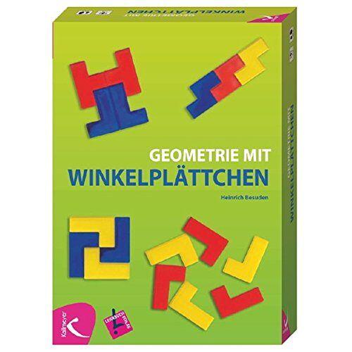 - Geometrie mit Winkelplättchen - Preis vom 02.11.2020 05:55:31 h