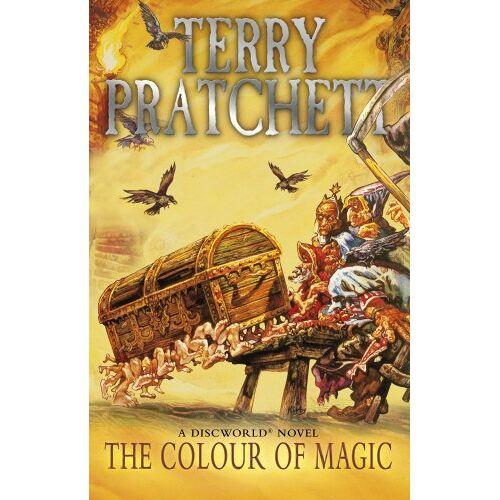 Terry Pratchett - The Colour of Magic: Discworld Novel 1 (Discworld Novels, Band 1) - Preis vom 05.09.2020 04:49:05 h