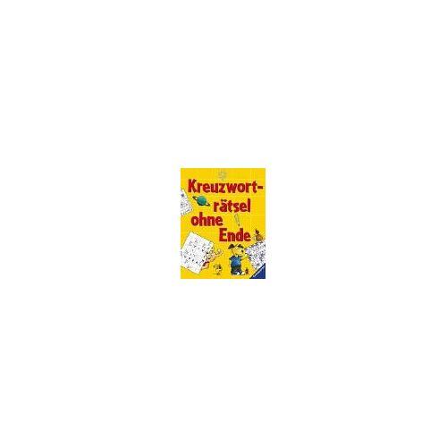 - Kreuzworträtsel ohne Ende - Preis vom 03.09.2020 04:54:11 h